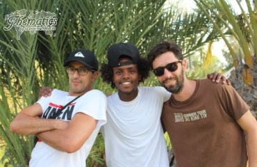 Rashead, Junbox & Louis at Marrakech edition