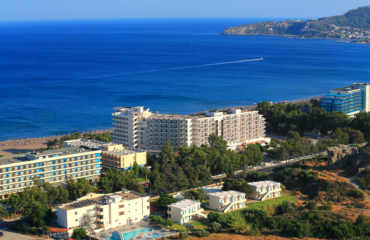 4-stars resort in Rhodes