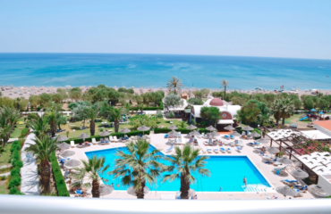 4-stars resort in Rhodes