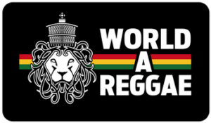 World A Reggae logo