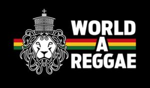 World A Reggae logo