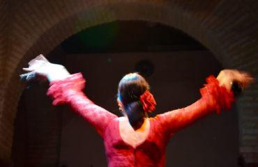 Flamenco Seville La Flamenca castanuelas