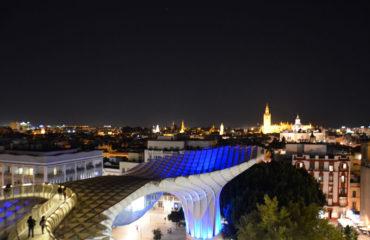 Seville, Spain - Parasol
