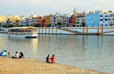 Seville, Spain - Triana
