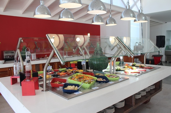ALL INCLUSIVE BUFFET MEALS