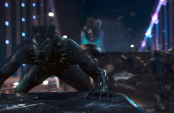 Black Panther lights