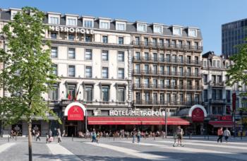 metropole façade