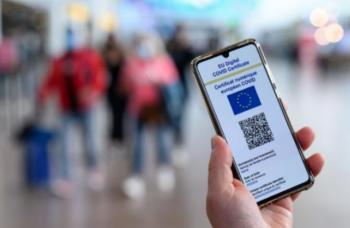 EU digital certificate